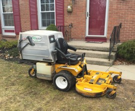 Lawn Maintenance, Mowing and Cutting by Premier Outdoor Services in Amherst NY